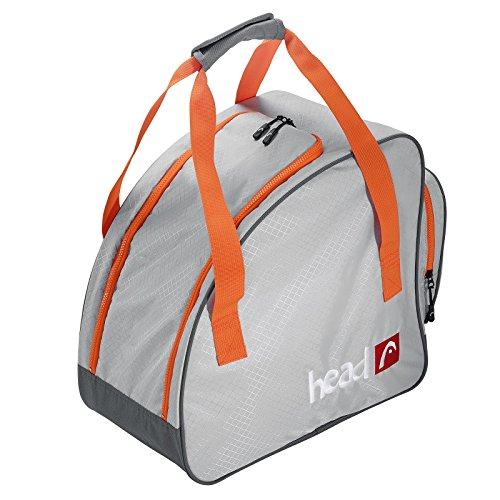 HEAD Freeride Boot Bag Ski-Rucksack, 40 cm, 42 L, Grau/Orange
