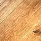 Floor Art Amsterdam Eiche Rustikal LHD Fertigparkett 2400x260x13mm, natur geölt, geräuchert längsseitig Mini Fase, 88,71 € / m², 332,13 € pro 3.744m² Verpackungseinheit