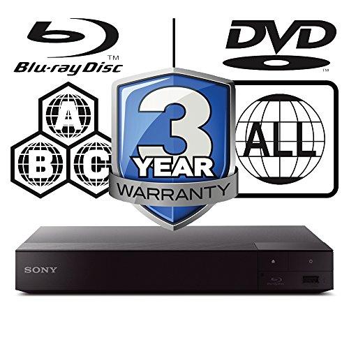 Sony BDP-S6700 Smart Bild