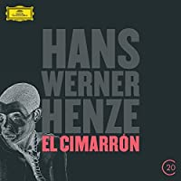 20C: Henze: El Cimarr?n by William Pearson (2013-08-20)