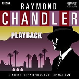 Raymond Chandler: Playback (Dramatised) cover art
