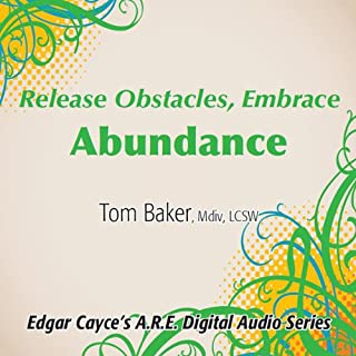 Release Obstacles, Embrace Abundance audiobook cover art