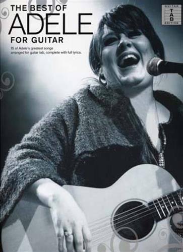 Adele: The Best Of (Guitar Tab) (Songbook Gitarre (TAB): Noten für Gitarre