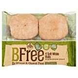 BFree Gluten Free Rolls, Soft White, 8.47 Ounce (Pack of 3)