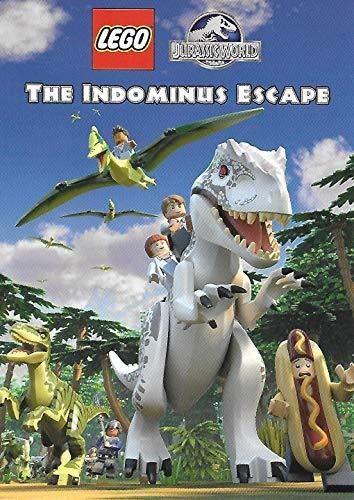Lego Jurassic World: The Indominus Escape (Jurassic World: FallenKingdom Fandango Cash Version)