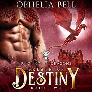 Breath of Destiny: Rising Dragons Series, Book 2 audiobook cover art