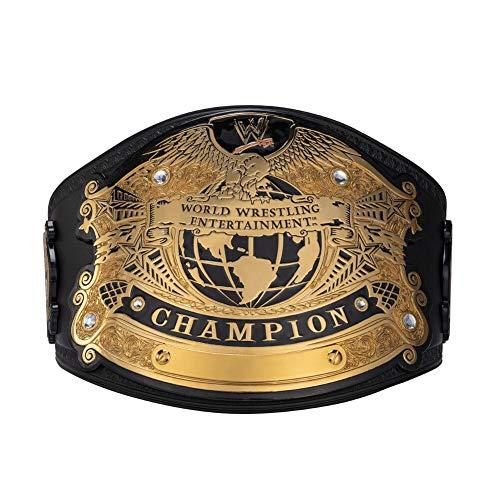 WWE Authentic Wear Undisputed Championship Replica Title Belt (Version 2) Multi