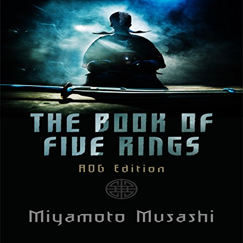 The Book of Five Rings: AOG Annotated Edition Titelbild