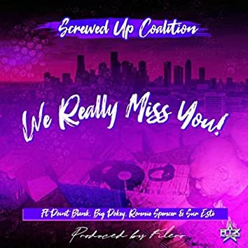 We Really Miss You! (feat. Point Blank, Big Pokey, Sur Este & Ronnie Spencer)