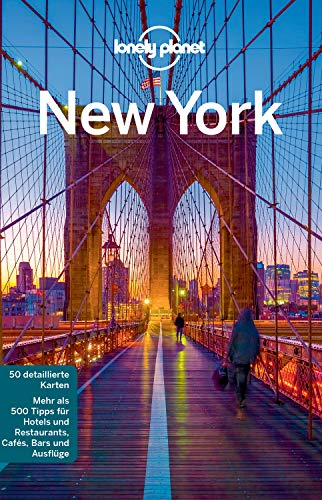 Lonely Planet Reiseführer New York: mit Downloads aller Karten (Lonely Planet Reiseführer E-Book)