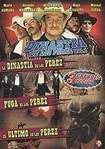 LA DINASTIA DE LOS PEREZ DVD TRILOGIA, FUGA DE LOS PERES Y EL ULTIMO DE LOS PERES