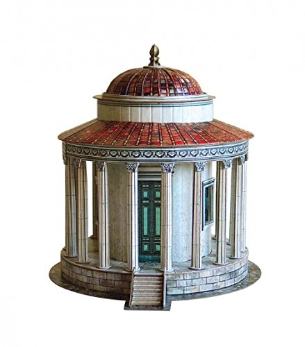 CLEVER PAPER- Puzzles 3D Templo de Vesta, Roma (14339)