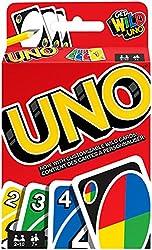 Per 2 - 10 giocatori 108 carte Dai 7 anni in su