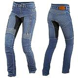 Trilobite Kevlar Jeans PARADON Damen Motorrad, 3066134, Größe 30/46