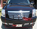 APS Compatible with 2007-2014 Cadillac Escalade Mesh Grill Combo N19-T52877A