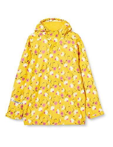 CareTec Kinder wasserdichte Regenjacke,Gelb (Gelb), 92 (2 Jahre)*