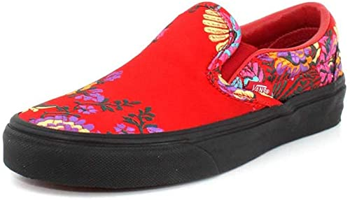 Classic Slip-ON rot Flores