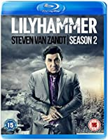 Lilyhammer-Series 2 [Blu-ray]