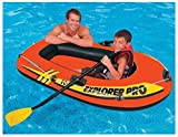 Intex Explorer Pro 100 Aqua Water River Canoeing Kayaking Inflatable Boat Only