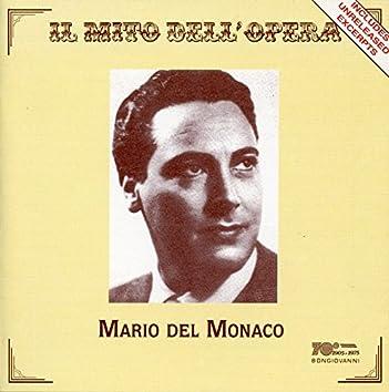 Il mito dell'opera: Mario del Monaco (Live)