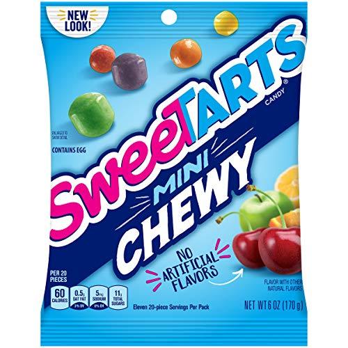 Sweetarts Mini Chewy Candy 6 oz