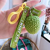 Kpcxdp Durian Llavero Colgante Aguacate Femenino Lindo Bolso Colgante Fruta...