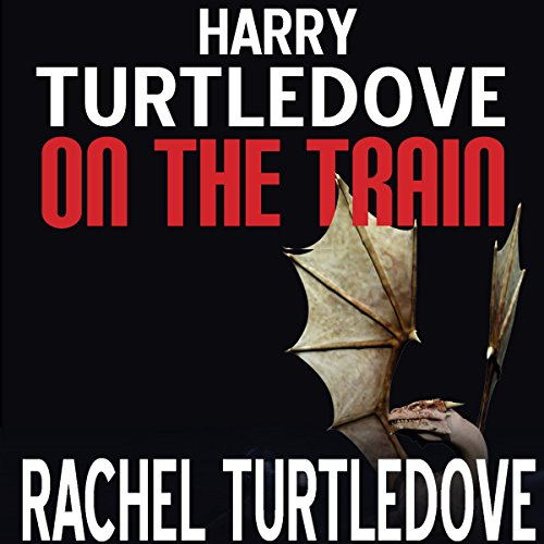 On the Train audiobook cover art