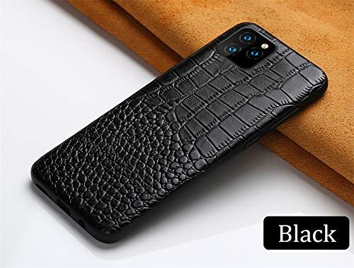 fundas iphone 11 max piel de cocodrilo fabricante YFWJD