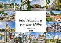 Bad Homburg vor der Hoehe Impressionen (Wandkalender 2022 DIN A3 quer): Beeindruckende zwoelf Bilder der Stadt Bad Homburg vor der Hoehe (Monatskalender, 14 Seiten )
