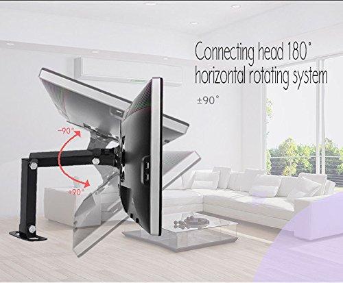 Yosoo Compacto Inclinación Soporte de pared para TV VESA para LCD ...