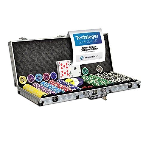 Nexos Trading -  Nexos Pokerkoffer