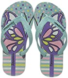 Ipanema Temas XIII Kids, Chanclas Unisex Adulto, Multicolor (Green/Green/Lilac 9238.0), 38 EU