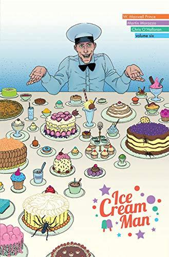 Ice Cream Man, Volume 6: Just Desserts (Ice Cream Man, 6)