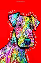 Dean Russo Dog Journal: Lined Journal High-Quality, Acid-Free Lined Pages for a Dream Diary or Journaling, with Vibrant Co...