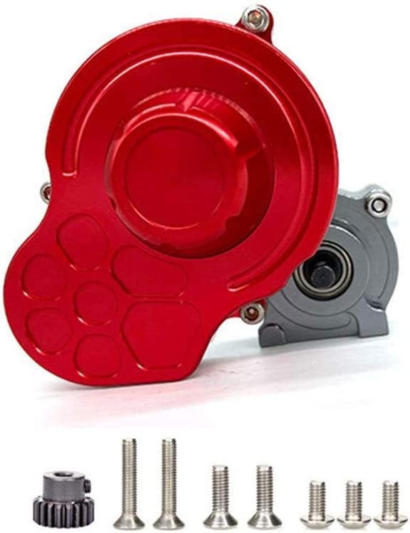 HONG YI-HAT Complete Metal SCX10 G Gearbox Transmission Fixed price for sale Box with Limited price