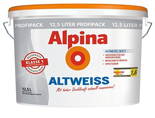 Alpina Altweiss