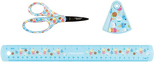 Fiskars Kids School Set 3 Piece, Ice Cream