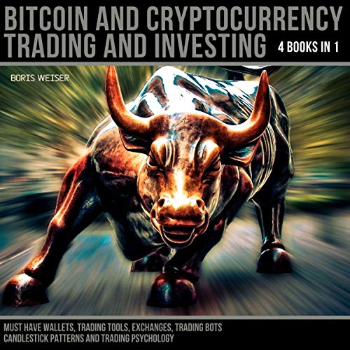 Couverture de Bitcoin and Cryptocurrency Trading & Investing - 4 Books in 1