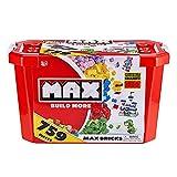 Zuru Max Build More - 759 pcs Value Set, Multicolor (8347)
