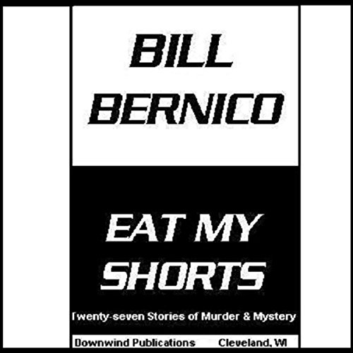 Eat My Shorts audiobook cover art