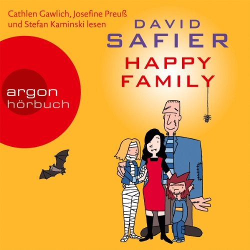 Happy Family audiobook cover art