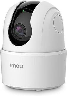 Imou Cámara IP WiFi Interior 1080P con Detección de Humano, Cámara de Vigilancia WiFi Interior con Modo de Privacidad, Com...