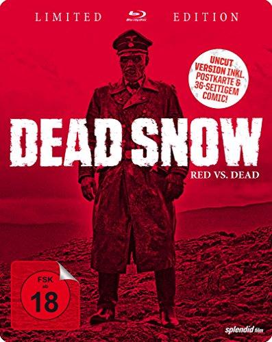 Dead Snow - Red vs. Dead (Steelbook) [Blu-ray] [Limited Edition]