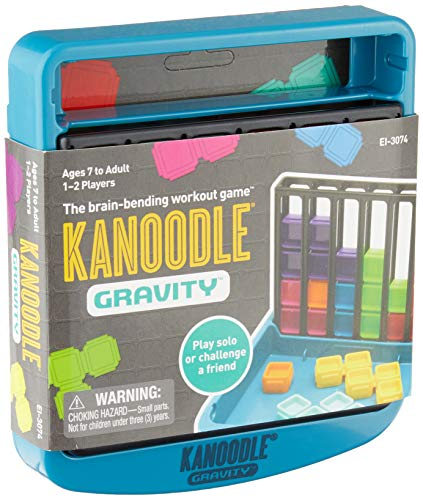 Educational Insights Kanoodle Gravity | Brain Bending Puzzle Game for Kids, Teens & Adults | 1 or 2...