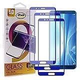 Guran [3 Pièces Protecteur D'écran en Verre Trempé pour Honor View 10 Smartphone Couverture...