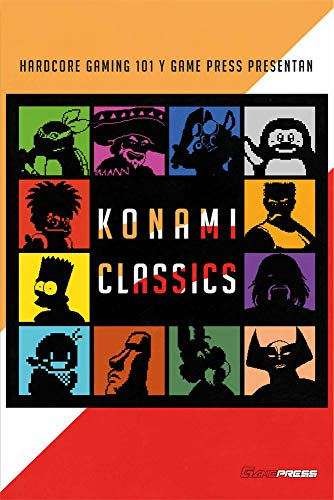 Konami Classics: Hardcore Gaming 101 y Game Press presentan