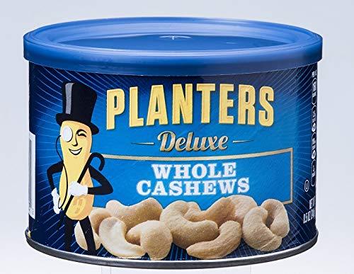 プランターズ (Planters) カシューナッツハーフ&ピース ナッツ缶 226g