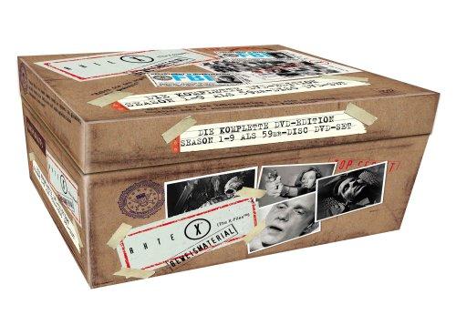 Akte X - Komplettes Boxset (9 Staffeln) (59 DVDs)