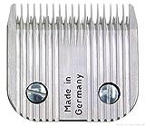 Moser - Inserto per tosatrice Max 45, in acciaio inox, 5 mm Adatto ai seguenti modelli: Moser 1245, 1225, 1221, 1247, 1253.