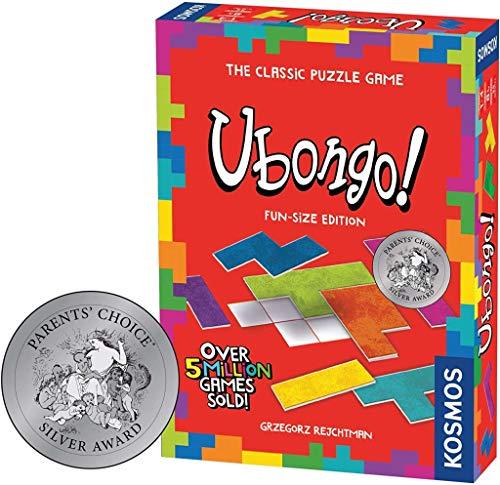 Themse und Kosmos | 699437 | Ubongo - Reise | Puzzle-Spiel | Reisespiel | 1-4 Spieler | Alter 8 + |